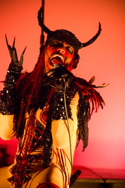 LEOPOLD AS DEVIL
