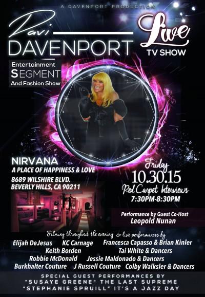 Davi Devenport TV show