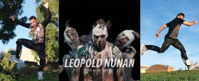 LEOPOLD NUNAN GOT TO BE STRONG CMTA