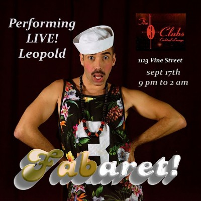 Leopold FABARET!