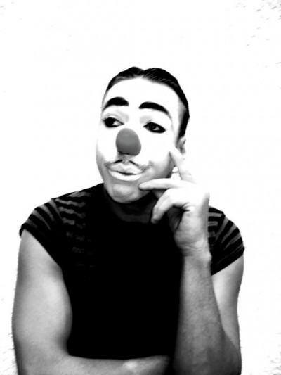 Leo clown