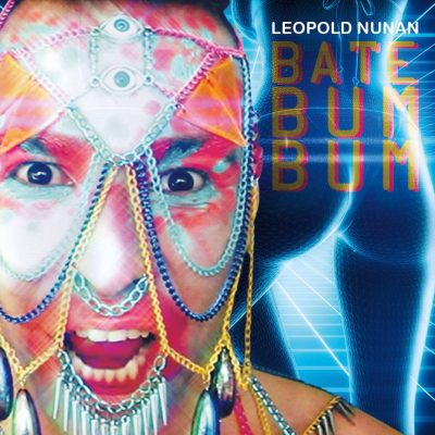 LEOPOLD NUNAN - BATE BUM BUM SINGLE COVER