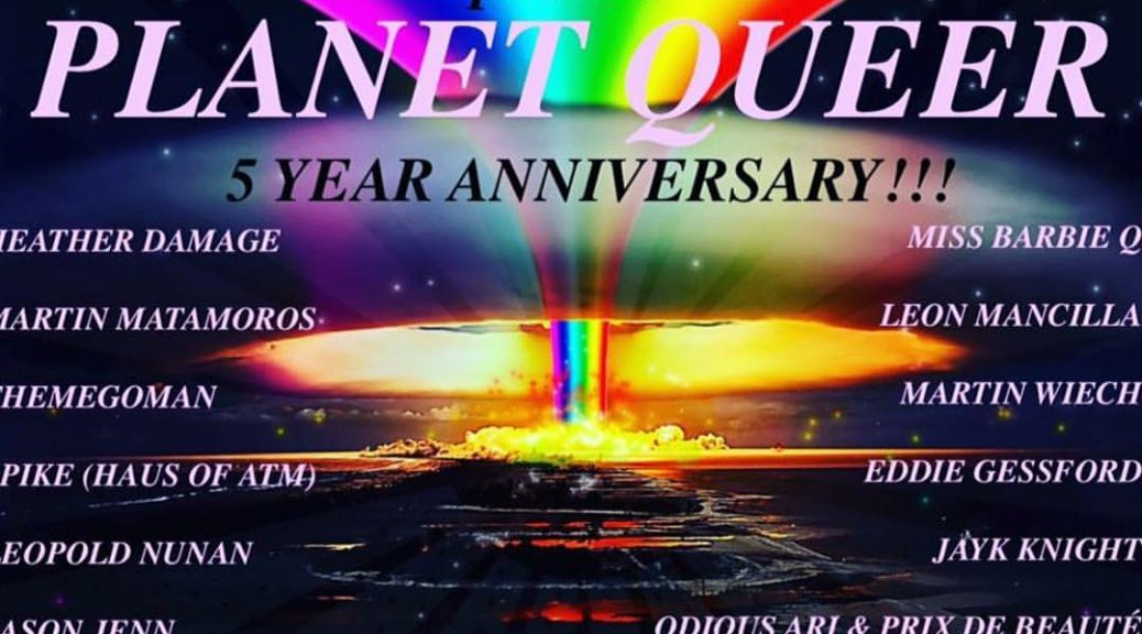 PLANET QUEER